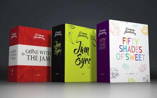 Literary Jam Branding
