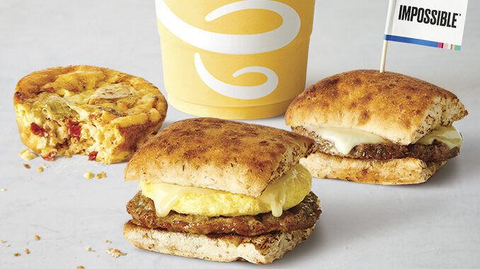 On-the-Go Breakfast Sandwich Ranges