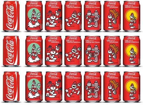 Celebratory Pop Cans