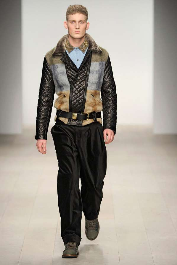 Eclectically Urban Menswear