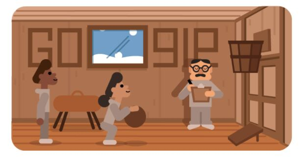 Sports History Search Engine Doodles