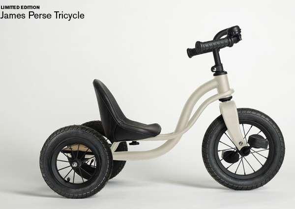 Designer Low-Rider Trikes