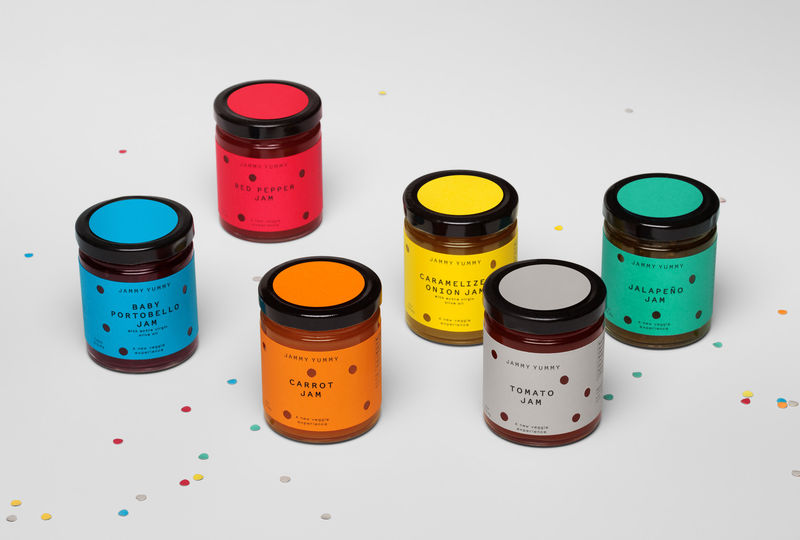 Confetti-Causing Branding