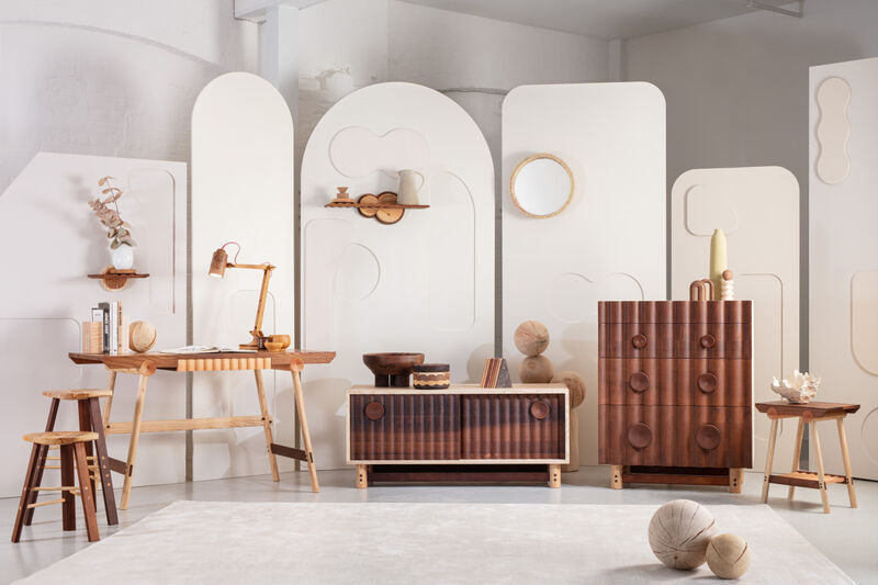 Timber-Made Homeware Collections