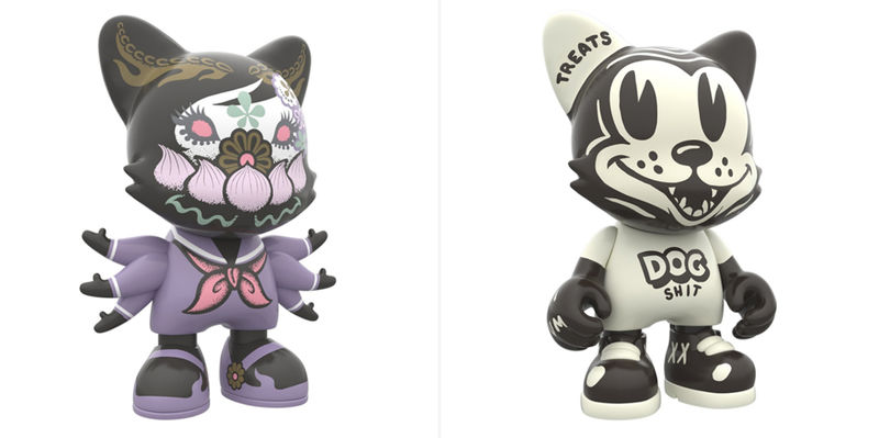 Limited-Edition Vinyl Toys