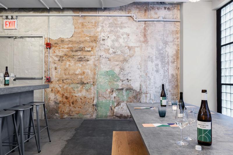 Industrially Inspired Sake Bars