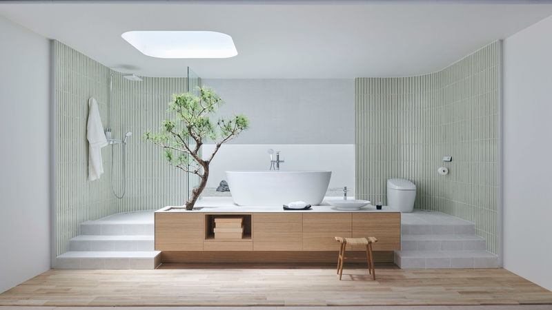 Mindful Japanese Bathroom Designs Japanese Bathroom Design