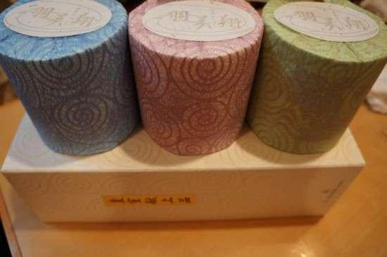 Designer Toilet Paper