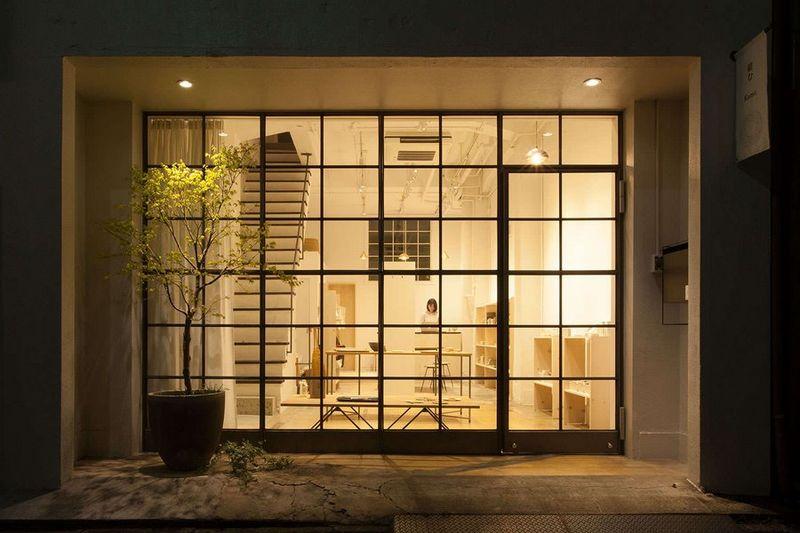 Japanese Gallery Facades