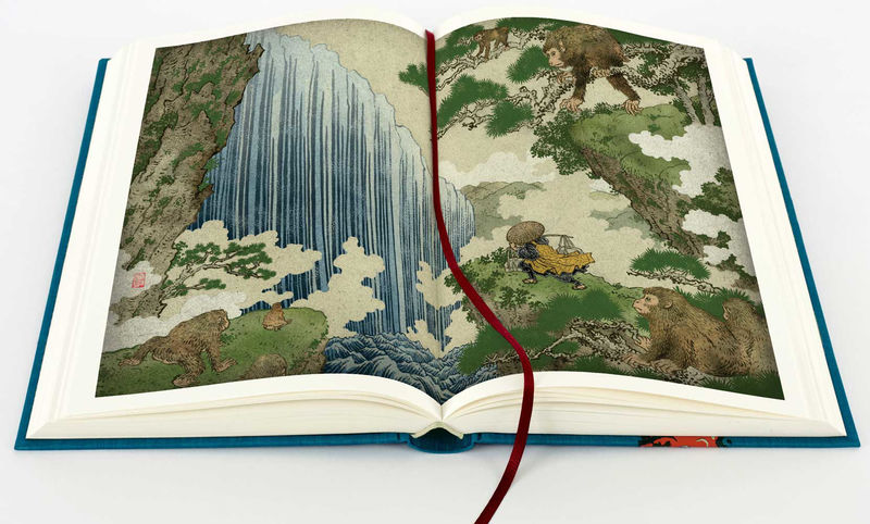 Beautifully Illustrated Eastern Books