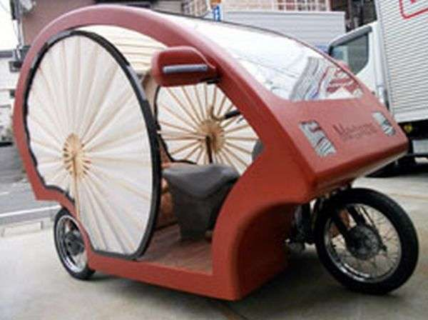 Classic Electric Trikes