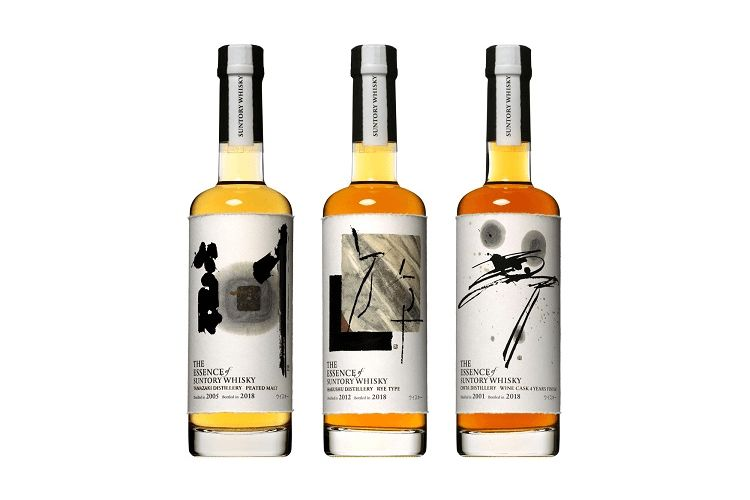 Experimental Japanese Whiskies