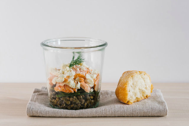 Gourmet Jar Meals