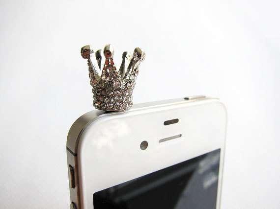 Cellphone Plug Charms
