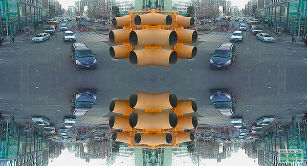 Trippy Traffic Camera Photos