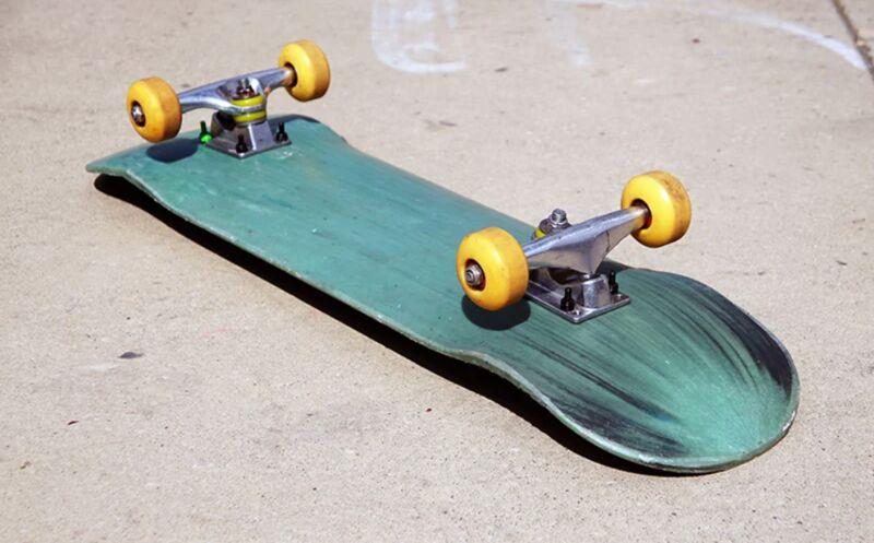 Recycled Plastic Skateboard Decks