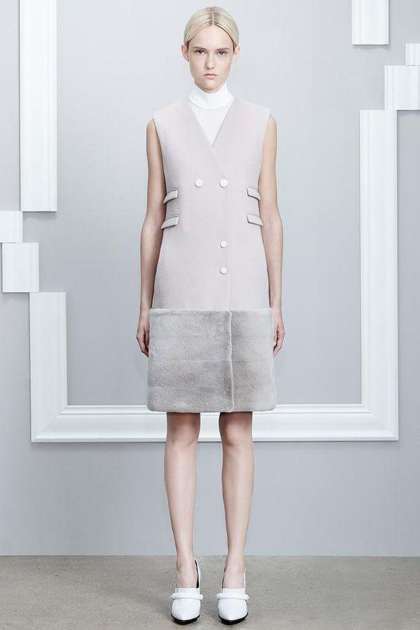 Crisply Austere Fashion