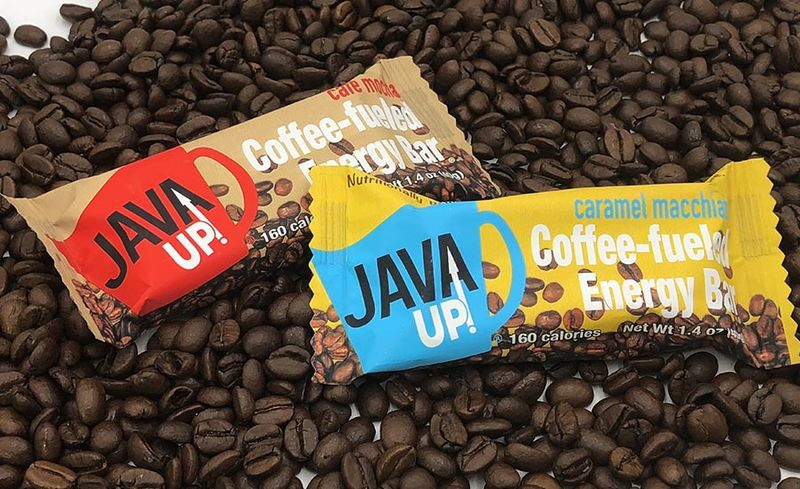 Coffee-Infused Energy Supplement Bars