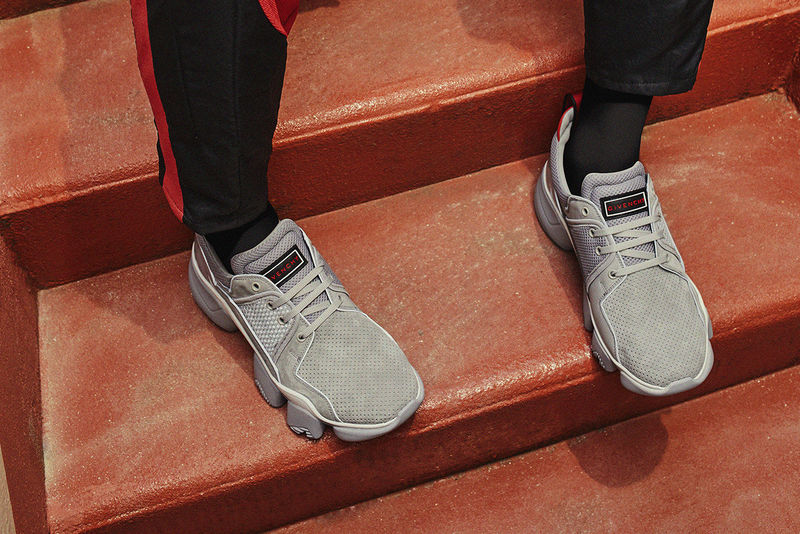 ec98ed25379d Separated Midsole Sneakers   JAW Sneaker