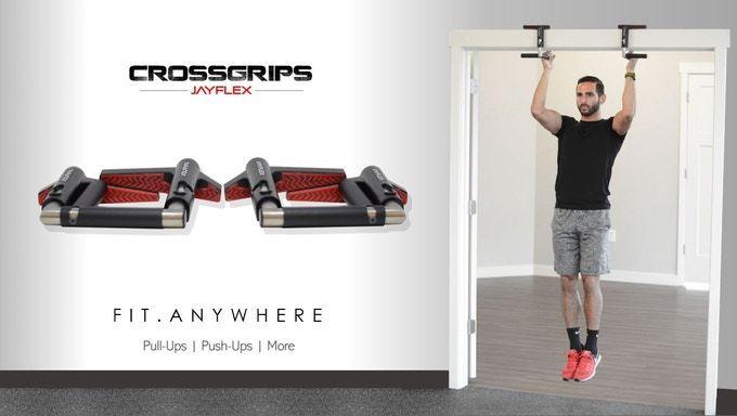 Multipurpose Transforming Fitness Handles