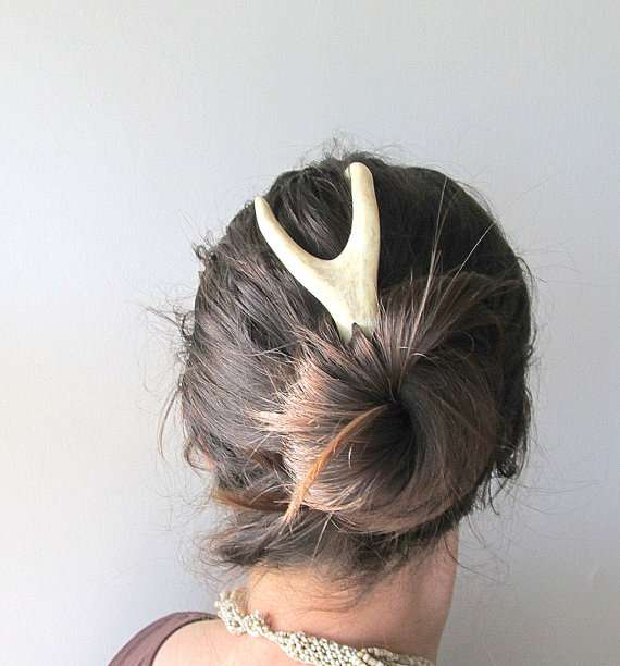 Adorable Antler Hairpieces