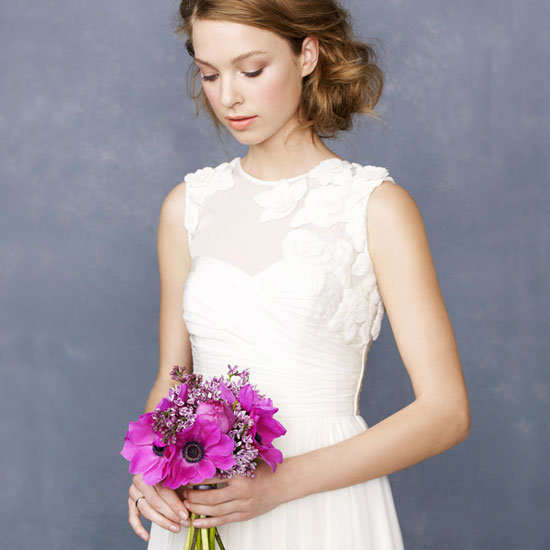 Simple Romantic Gowns