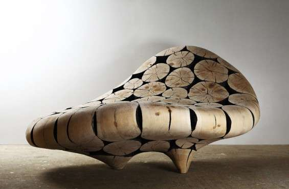 Curvaceous Concept Furniture