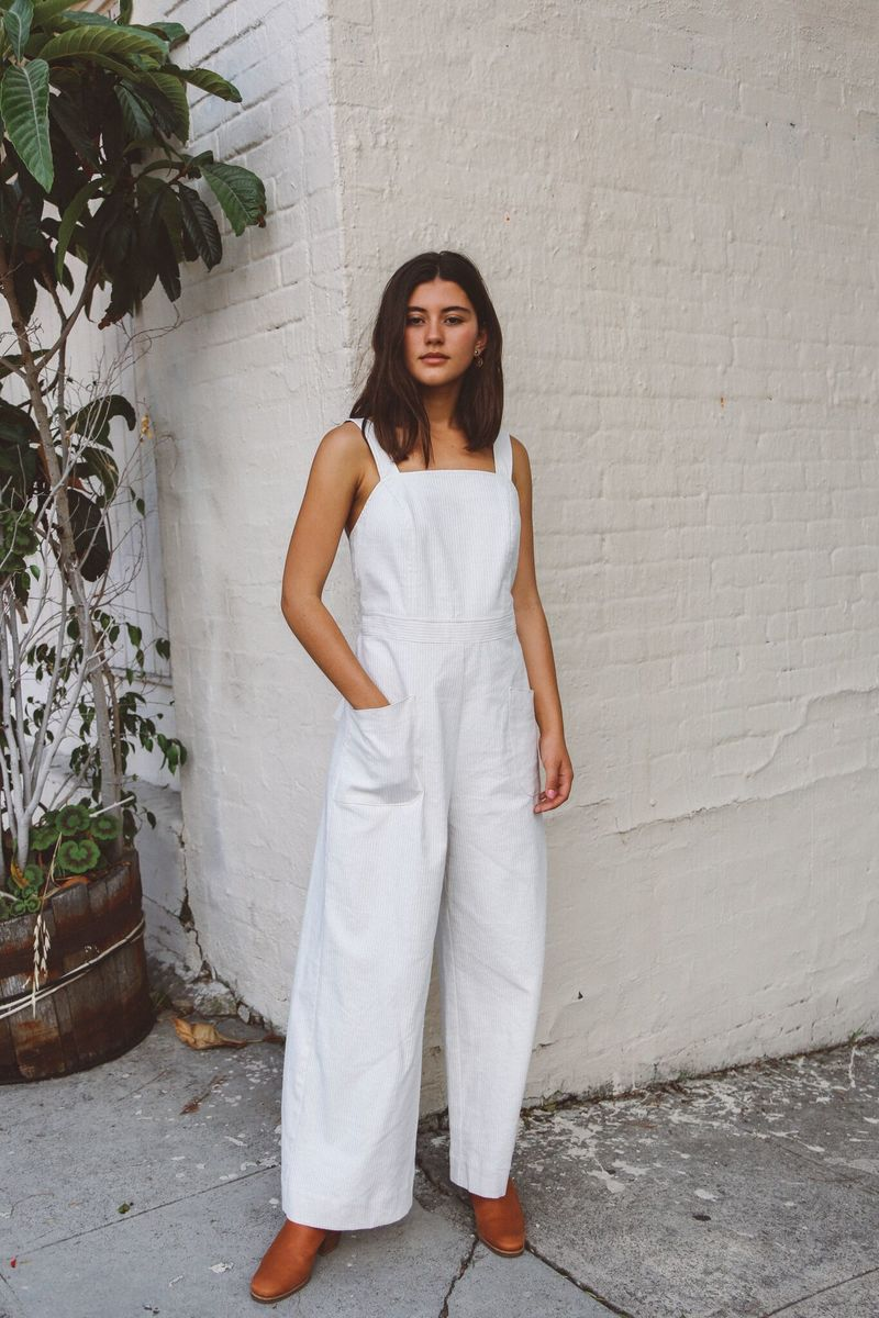 Ethic-Focused Sustainable Jumpsuits
