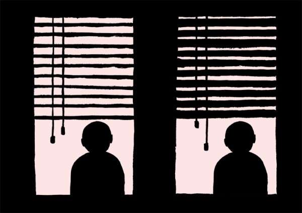 Sequential Silhouette Art