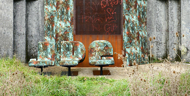 Typographic Chair Collections