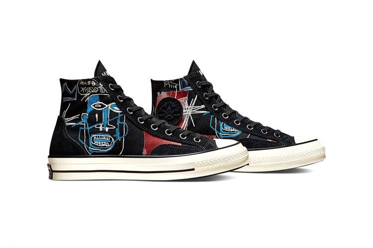 Artist-Honoring Hi-Top Sneakerse