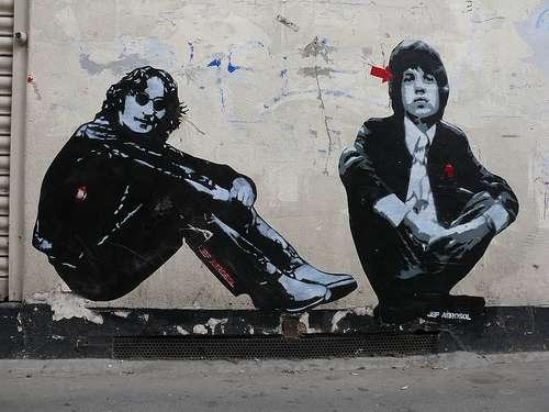 Rock 'n' Roll Graffiti