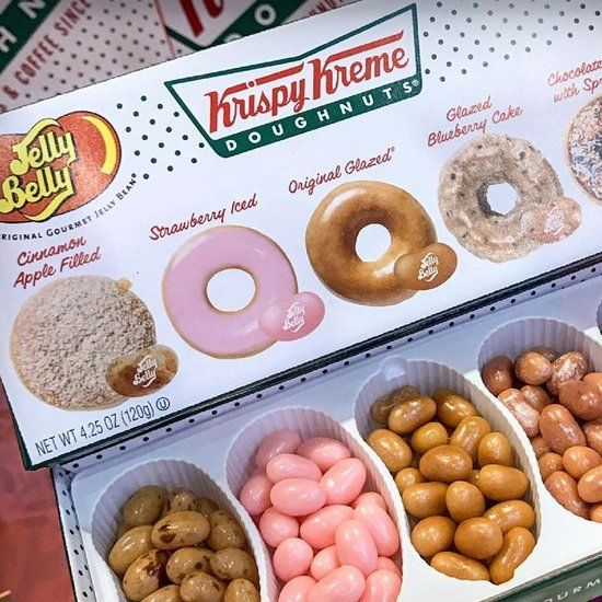 Donut-Flavored Jelly Beans