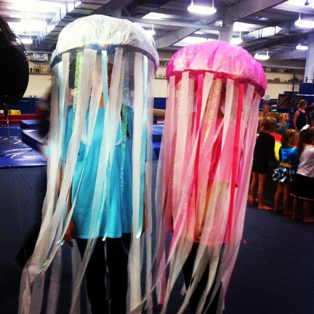 Crafty Aquatic Costumes Jelly Fish Costume