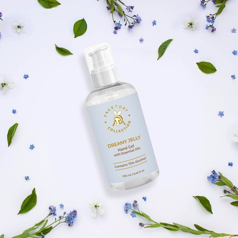 Skincare-Based Hand Sanitizers