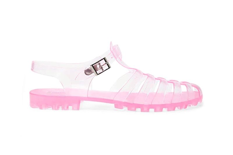 Affordable Jelly Sandals