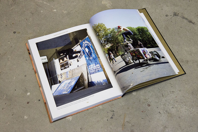 Gritty Skateboarding Magazines