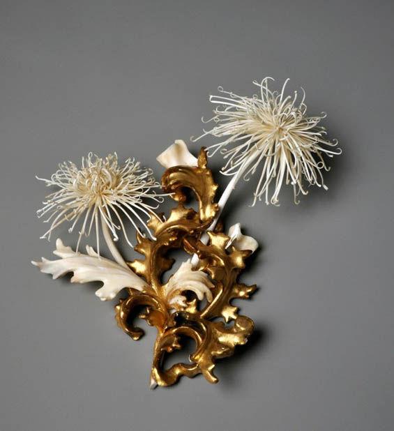 Delicate Bone Sculptures