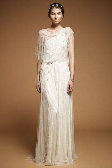 Grecian Princess Wedding Gowns