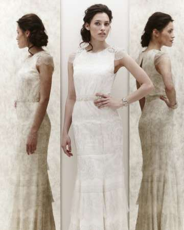 Voguish Vintage Wedding Gowns