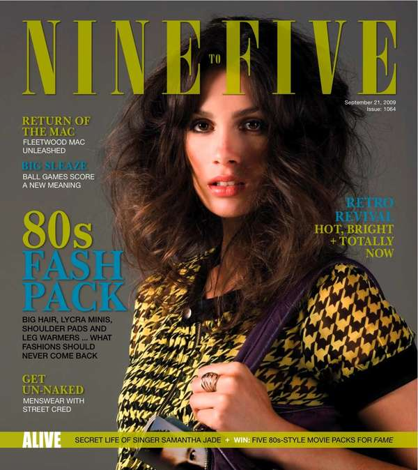 Nine to Five Magazine: Jeremy Gutsche on 80s Revival During the Recession