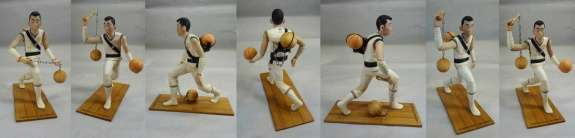 NBA Underdog Figurines