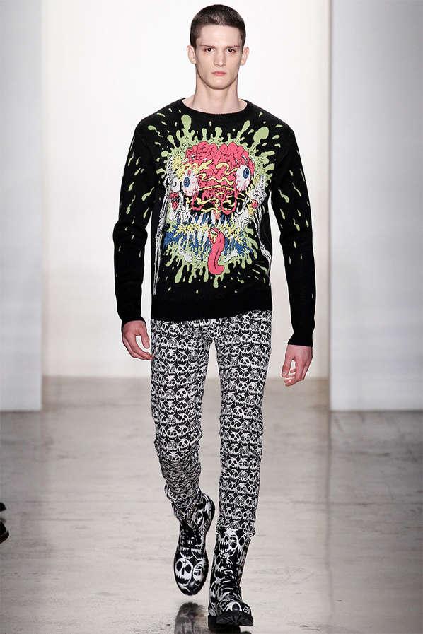 Zombie Punk Menswear