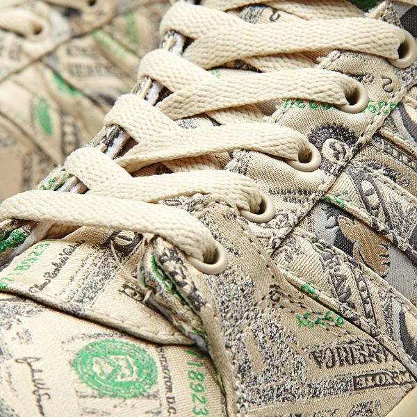 Money-Hungry Sneaker Decals