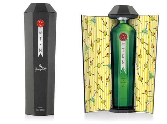 Fashion Designed Liquor