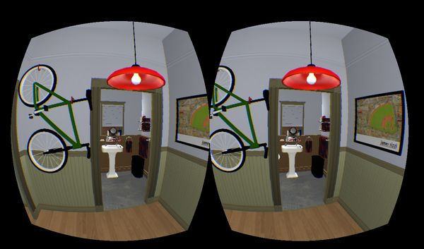 3D Sitcom Simulators