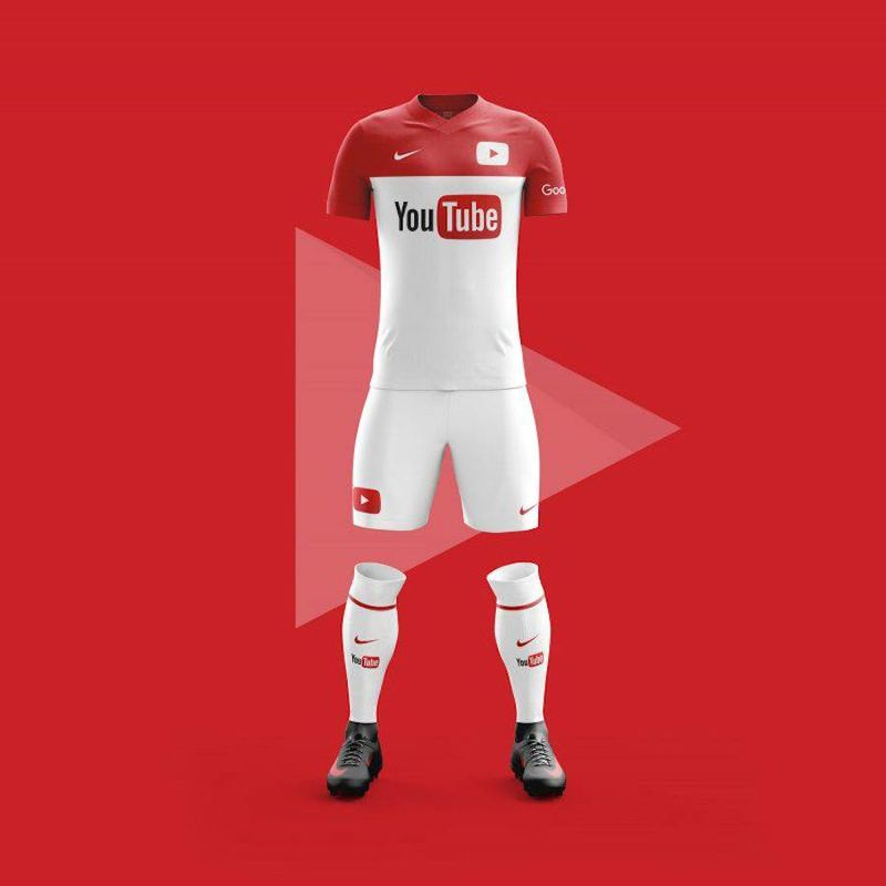Media-Inspired Soccer Jerseys