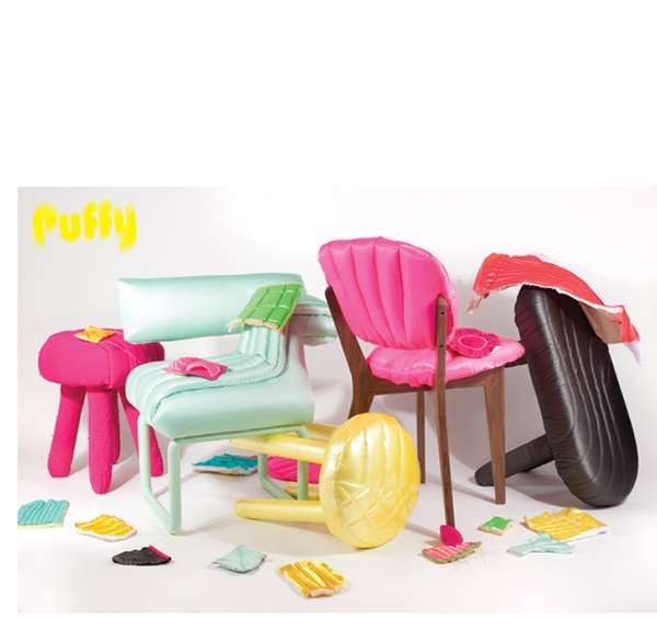 Inflatable Furniture Collections