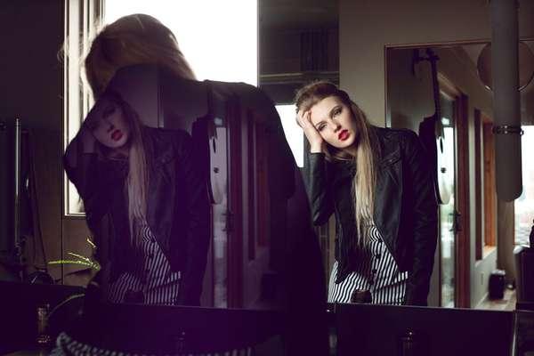 Distressed Teen Damsel Portraits