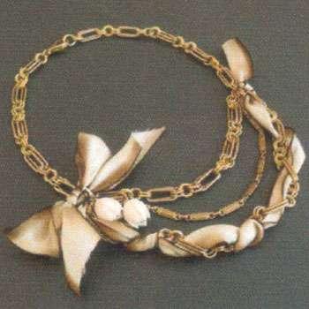 Faux Vintage Jewelry